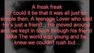 Erykah Badu Ft. Common - Love Of My Life (Lyrics)