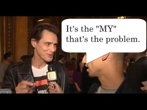 Jim Carrey is Preparing Us for Something BIG!! (weird interviews caught on camera)