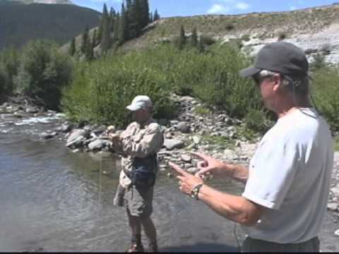 Fly Fishing The Rio Grande River Headwaters, CO