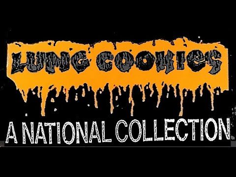 Lung Cookies  --  A National Collection