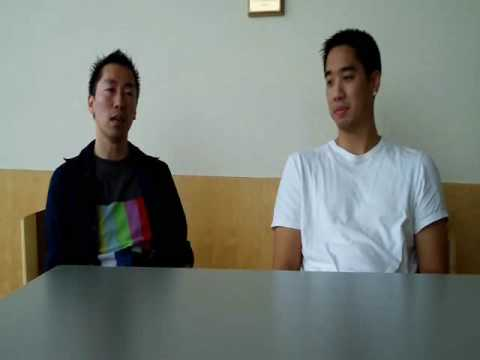 Kevin from channelAPA and film producer Steve Nguyen