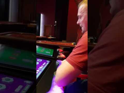 Big 6 wheel win! Grosvenor casino
