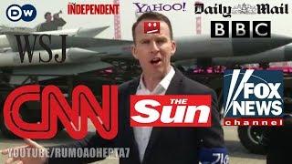 How The Western Media Turns Lies About North Korea Into Truth - Manipulação da Mídia