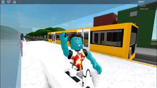 ROBLOX - Robloxian Automatic Subway (#1) - Blue Line & Yellow Line