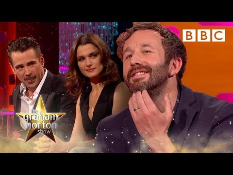 Chris O'Dowd's wife likes meeting other men  The Graham Norton : Episode 4  BBC One