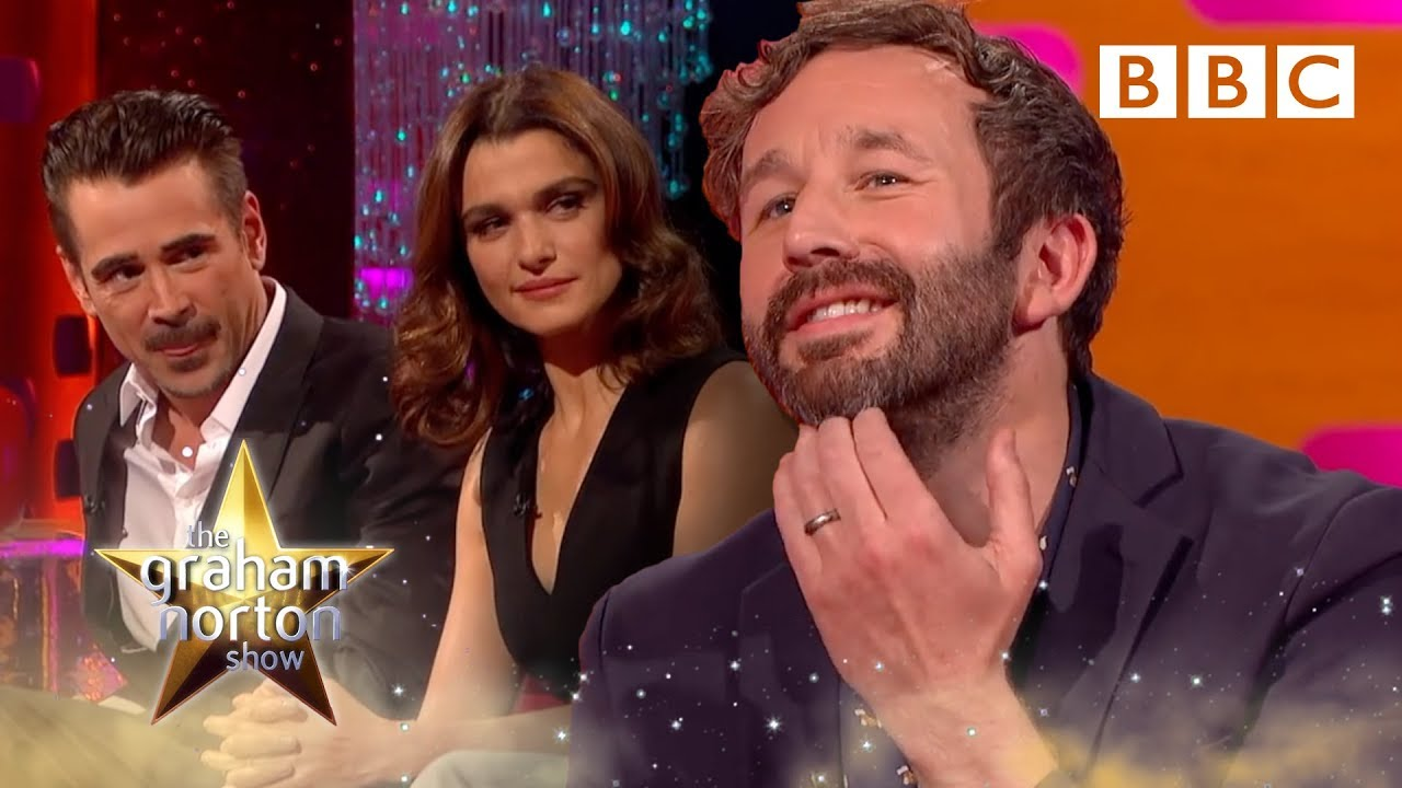 Chris O'Dowd's wife eats with Bradley Coopers fork | The Graham Norton Show - BBC