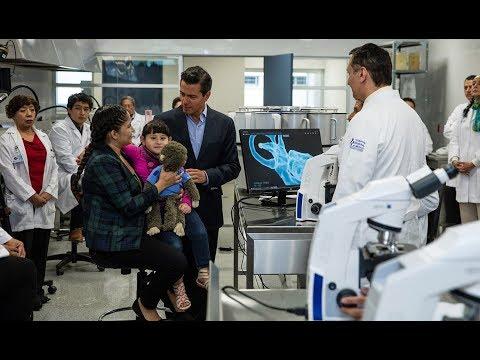 Salud. 5to Informe Presidente Enrique Peña Nieto