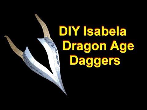 DIY Isabela Costume - Dragon Age Part 1: Daggers