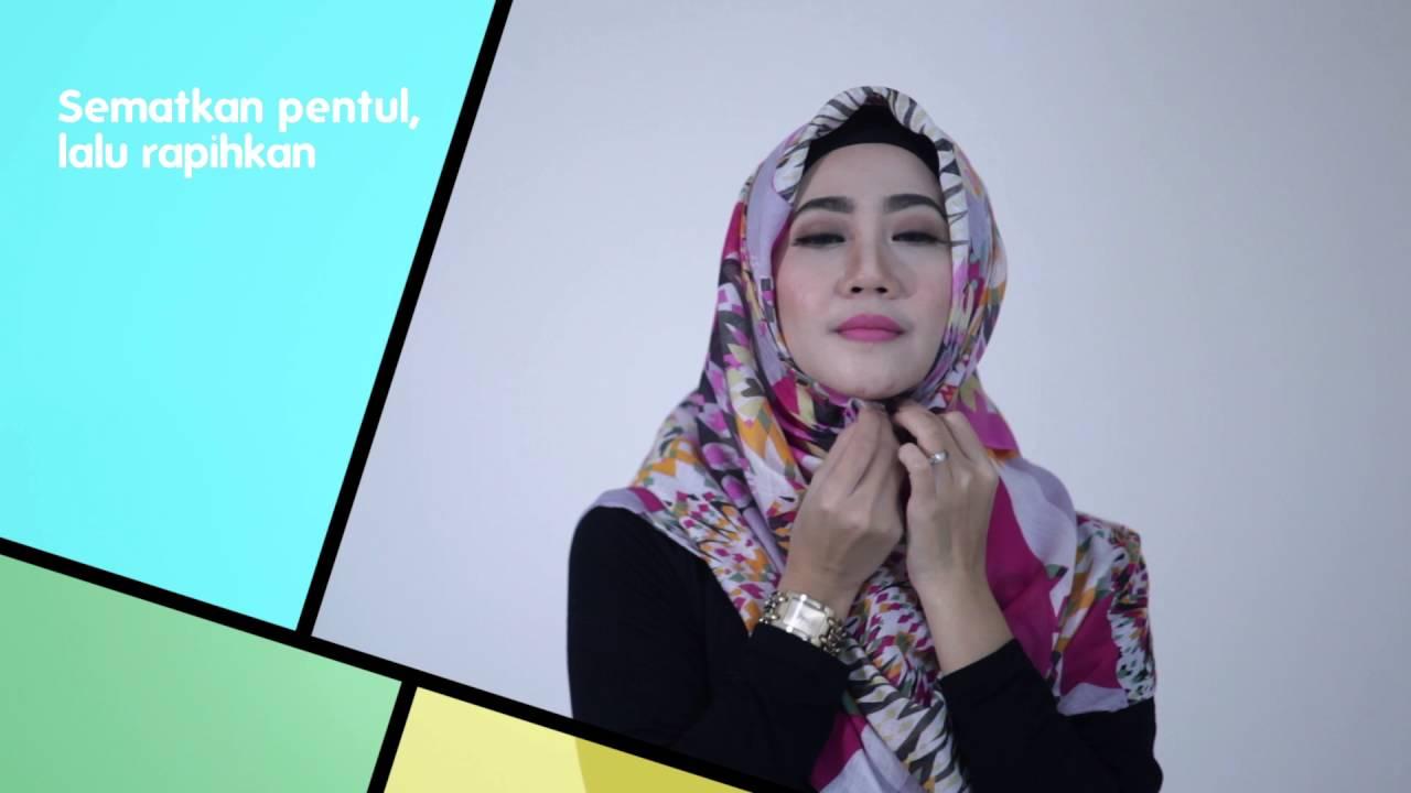 Tutorial Hijab Gaya Klasik YouTube
