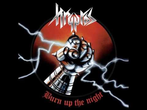 Kryptos - Burn Up the Night (2016)