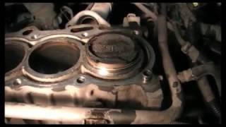 Модернизация поршней двигателя 1ZZ-FE , Toyota Corolla 120(, 2017-02-04T08:11:39.000Z)