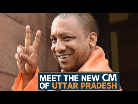 Yogi Adityanath takes oath as Uttar Pradesh chief minister