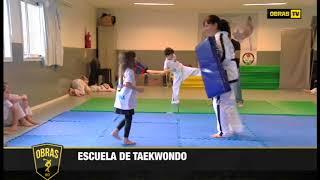 Escuela Deportiva Taekwondo - Club Obras (5-10-2017)