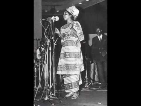 Lucie Eyenga - Mwana Mama (Congo, 1950s)