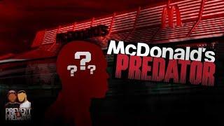 McDonald's predator meets Minor at McDonald's (Bristol-Road)