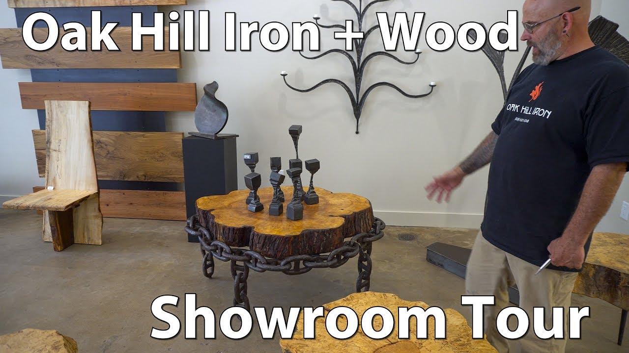 Oak Hill Iron + Wood   Beautiful Iron And Wood Art And Furniture
