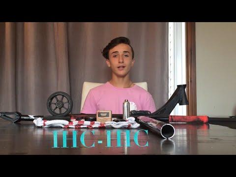 Comment construire sa scoot sur du ihc-hic
