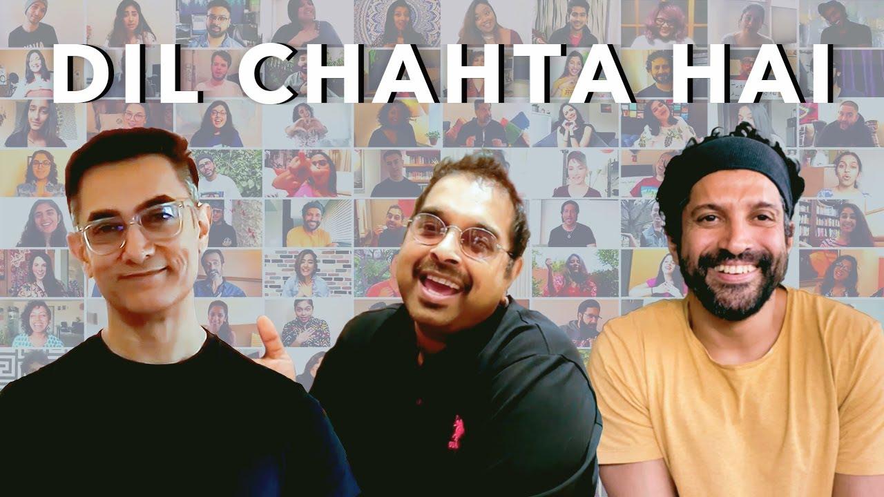 Download Berklee Indian Ensemble ft Shankar Mahadevan - Dil Chahta Hai - #BIXCovidFund