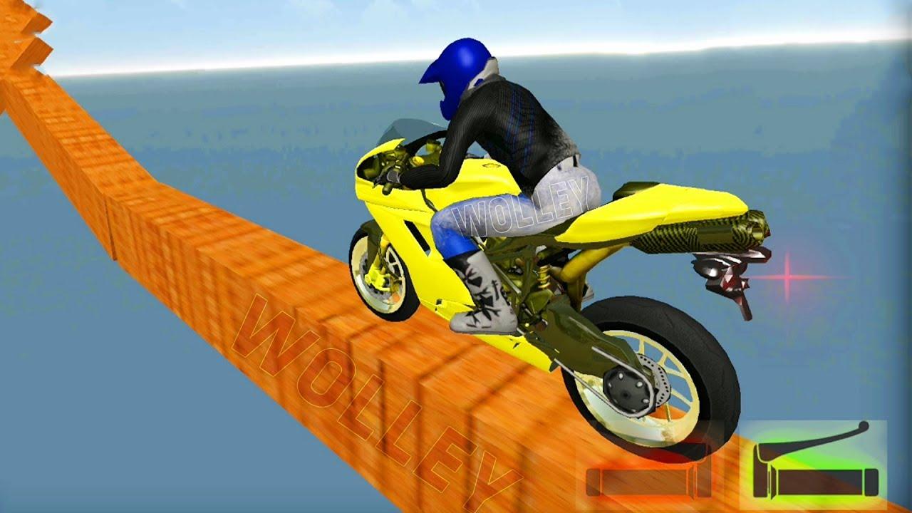 Enjoyable GT Bike Stunts Racing Games - Android Gameplay HD - Kids Sports Bike Games