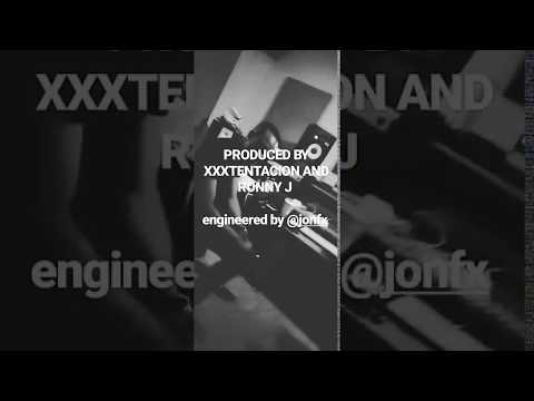 XXXTENTACION AND RONNY J NEW SONG SNIPPETS