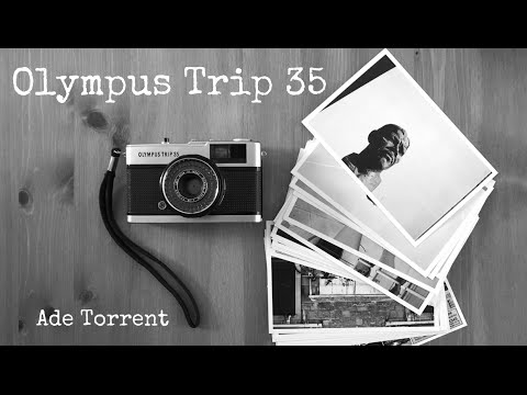 Olympus Trip 35 | ONE_FILM Photo Walk | Surprise Results