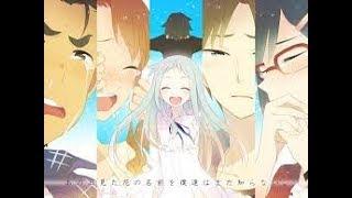 Грустный аниме клип  до слез - Мы раненные снова...
