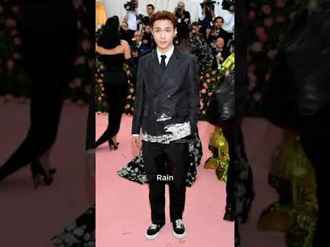 kpop idols who attended met gala
