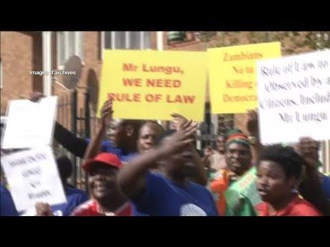 Zambie, LE PRÉSIDENT EDGAR LUNGU DÉCLARÉ ÉLIGIBLE