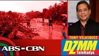 Bagyong 'Chedeng', nagdulot ng baha at landslides sa Davao Region   DZMM