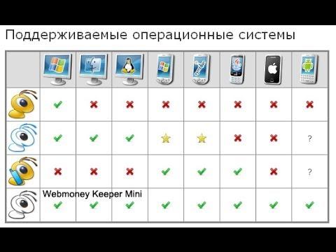 №8 - Вебмани. Как настроить кошелек Keeper Mini? Видеокурс «Электронные платежные системы»