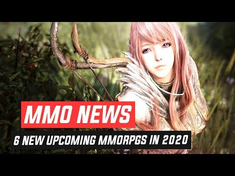 MMORPG News: WE GOT NEW MMOs COMING! Ember Sword, ReEvolve, Eternal, & UNTITLED MMOs
