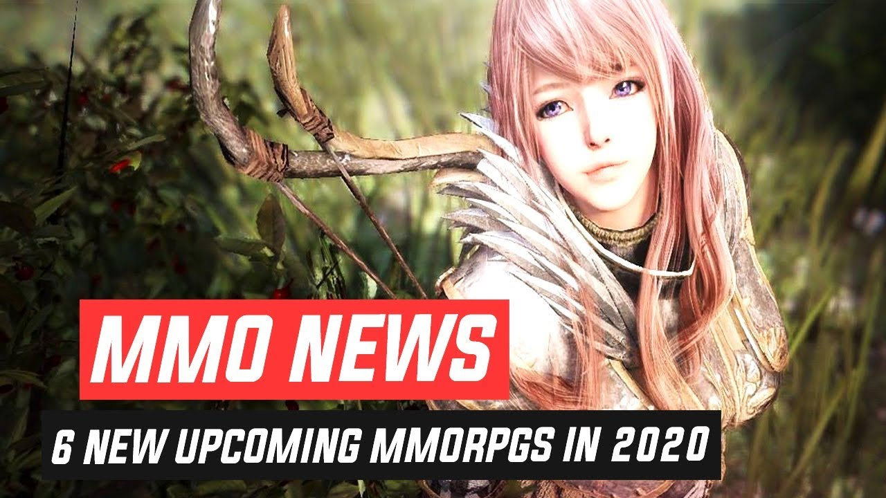 New Mmo 2020.Mmorpg News We Got New Mmos Coming Ember Sword Reevolve Eternal Untitled Mmos