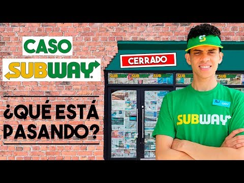 🥪 ¿Podría Subway acabar en la quiebra? | Caso Subway