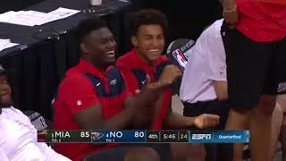 Miami Heat vs New Orleans Pelicans   Full Game Highlights   July 13, 2019 NBA Summer League