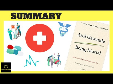 Being Mortal by Atul Gawande | Animated Book Review