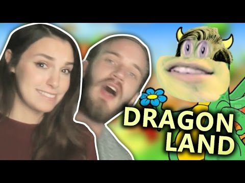 Thumbnail: WE ARE IN THE GAME! - Dragon Land