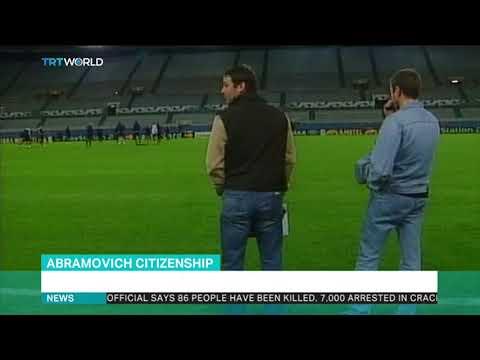Roman Abramovich becomes an Israeli citizen