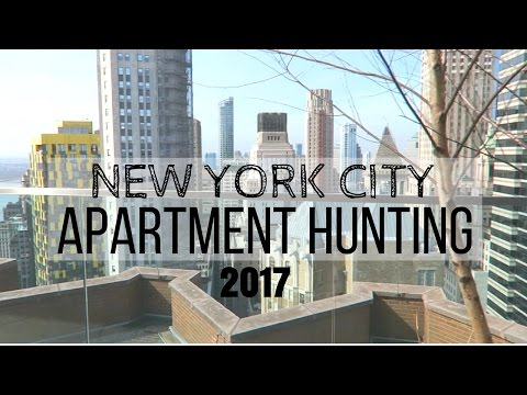 Apartment Hunting in NEW YORK CITY  |  Flight Attendant Life |  VLOG 21