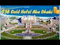 Emirates Palace Abu Dhabi Worlds Most Expensive Gold Hotel *HD*