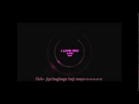 [Karaoke | Official Instrumental] I Love You - 2NE1.