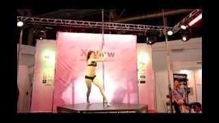 Exotic Pole dance Competition профессионалы 3