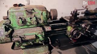 Покупка и перевозка токарного станка подключение в гараже(, 2018-01-05T13:38:27.000Z)