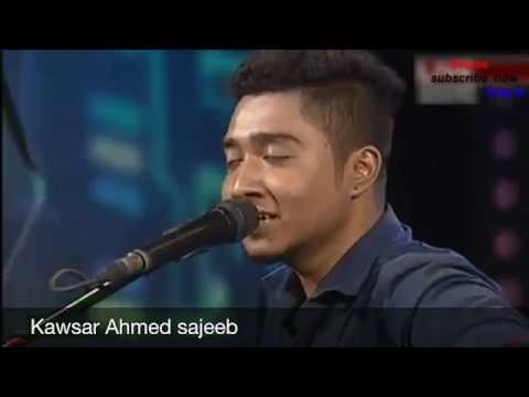 Amar matiro pinjirar sonar moynare by Sajib pardeshi