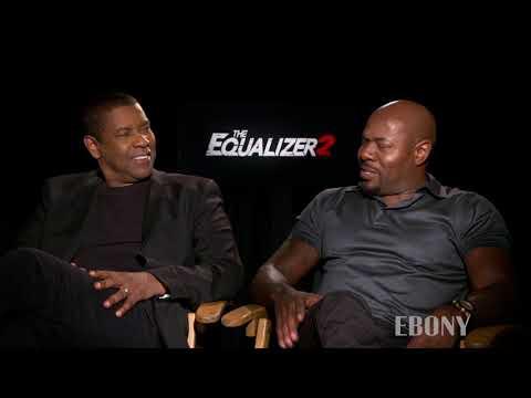 The Equalizer 2 Interview w Denzel Washington and Antoine Fuqua Mp3
