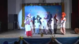 English Boliyan || Punjabi Boliyan || Malwai Gidha || Lovely Professional University || Ivy Institut