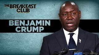 Attorney Benjamin Crump Speaks On Moving Forward With The Flint Water Class Action Lawsuit