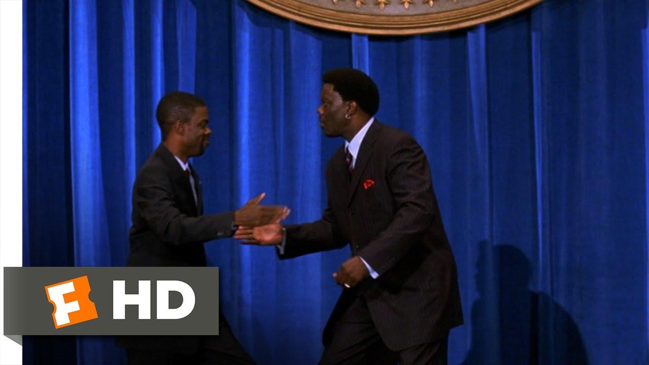 Download Head of State (7/10) Movie CLIP - Mays Rocks the Debate (2003) HD