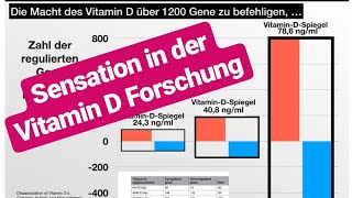 Sensation in der Vitamin D Forschung