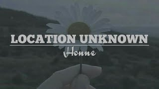 Download lagu HONNE Location Unknown Lyrics
