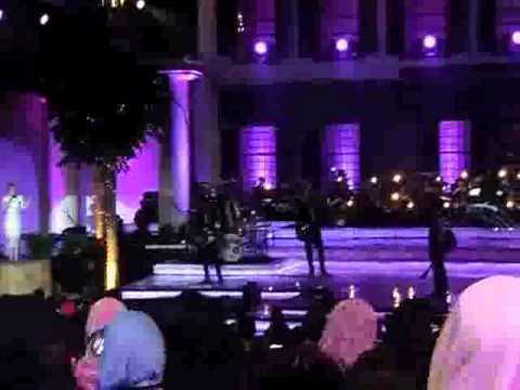 Gita Gutawa - Puisi Adinda (Cover NOAH) Konser Harmoni NOAH Setahun Berkarya